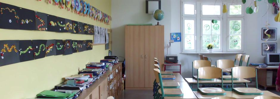 Klassenraum Altbau